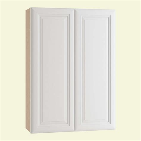 home depot white cabinets home decorators collection brookfield assembled 30x42x12