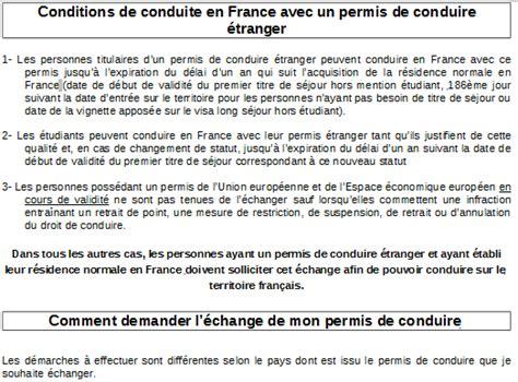 echange de permis de conduire 233 trangers services etat sa 244 ne et loire - Echange De Permis De Conduire