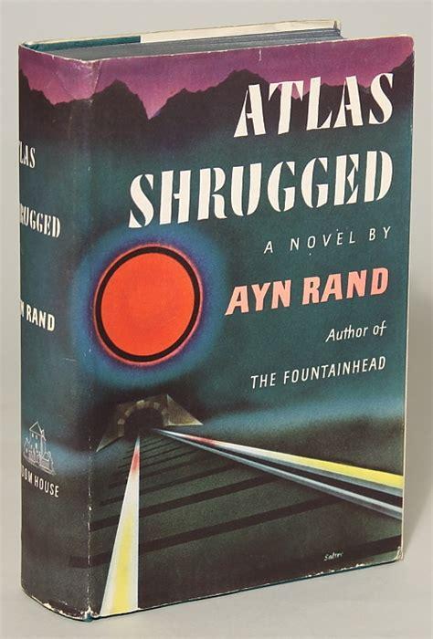 atlas shrugged ayn rand edition printing