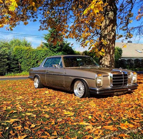 Mercedes benz coupe mercedes w114 custom mercedes old mercedes classic mercedes automobile mercedez benz custom cars luxury cars. Beautiful W114 coupe on BBS rims from W114 tuning #mbpetrolhead #mercedes #benz #w114 #coupe # ...