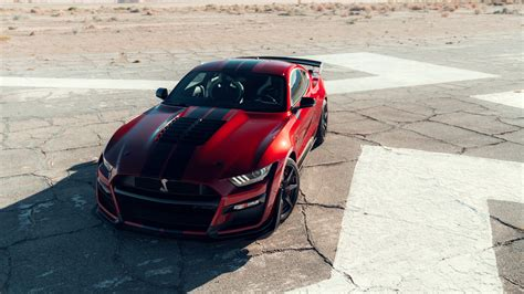 2020 Ford Mustang Shelby Gt500 Wallpaper by 2020 Ford Mustang Shelby Gt500 4k 4 Wallpaper Hd Car