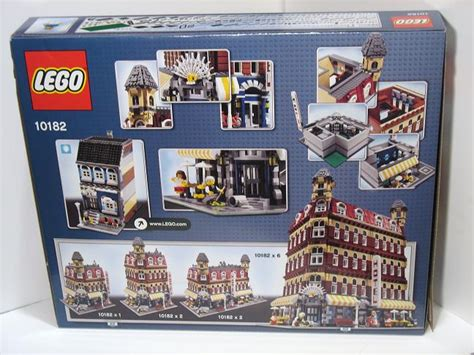 Review 10182 Cafe Corner  Lego Town  Eurobricks Forums