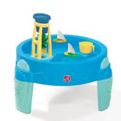 waterwheel play table kids sand water play step2