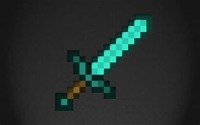 Minecraft Sword Pvp Diamond Server Wallpapers Enraging