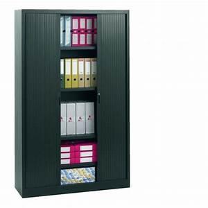 Classeur Rangement Papier : armoire rangement de bureau ~ Teatrodelosmanantiales.com Idées de Décoration