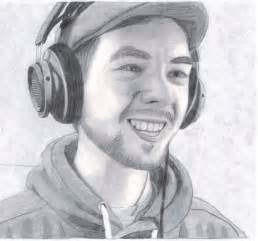 Jacksepticeye Sketch Drawing