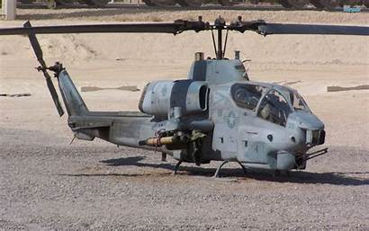 Cobra Ah Gunship Bell Helicopter Huey Attack