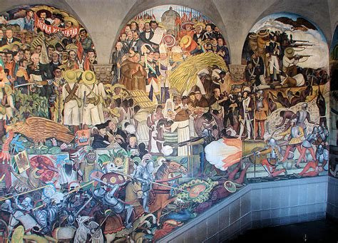 murals in mexico city the national palace or palacio nacional diego rivera murals mexico city d f m 233 xico travels