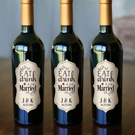 Personalized Bottle Labels 25 X 5 24 Pack Were