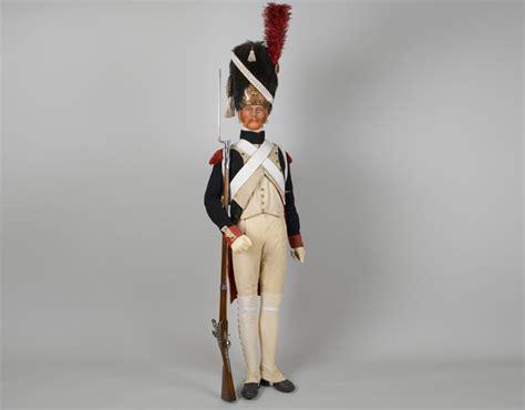 le bureau la garde grenadier à pied de la garde impériale en grande tenue