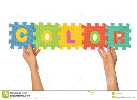 color word word color stock images image 27091624