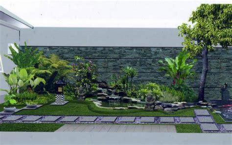 desain taman batu alam  pertimbangan letak taman