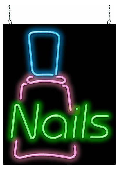 Nail Neon Hn Bottle Polish Nails