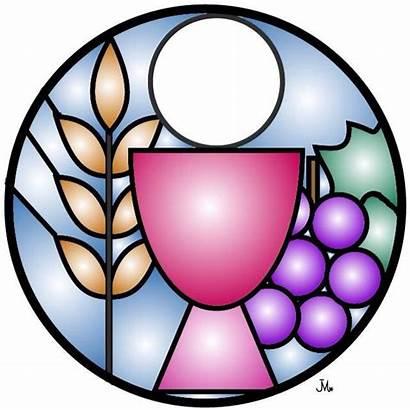 Communion Clipart Christian Eucharist Feast Holy Religious