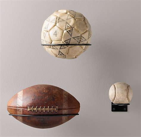 Sports Ball Display Racks