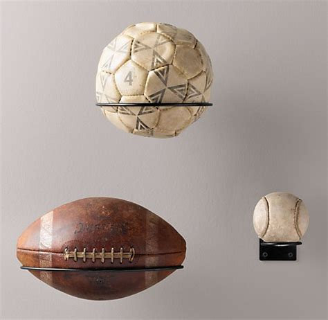 sports ball display racks