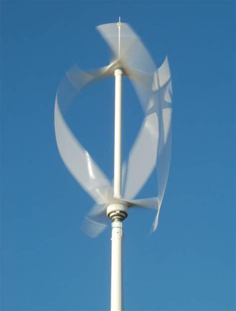 Самодельный вертикальный ветрогенератор для дома