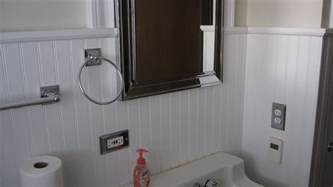 Installing Wainscoting Panels In Bathroom by Decorating Interior Wall Decor With Exciting