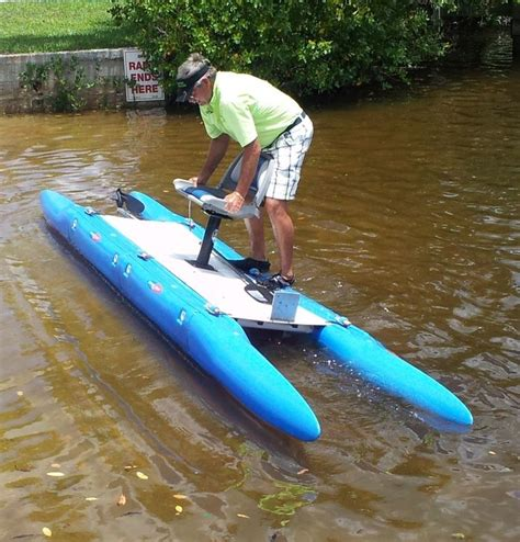Pedal Boat German by Best 25 Kayak With Pedals Ideas On Pedal