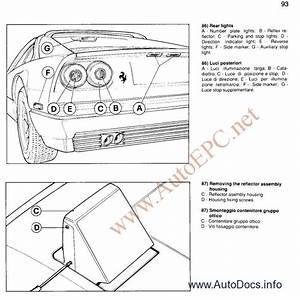 Ferrari 330 Gt 2 2 1969 Repair Manual Order  U0026 Download