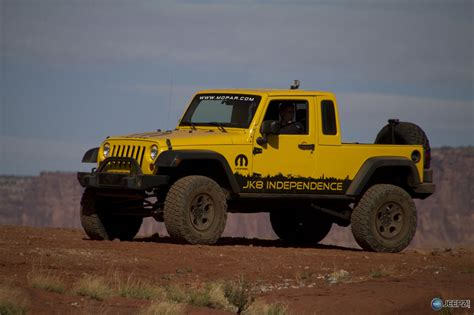 jeep announces  wrangler unlimited pickup  kit form