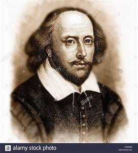 William Shakespeare, 1564 - 1616, an English playwright ...