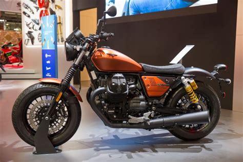 Moto Guzzi V9 Bobber 2019 by 2018 Eicma 2019 Moto Guzzi V9 Bobber Sport Shown