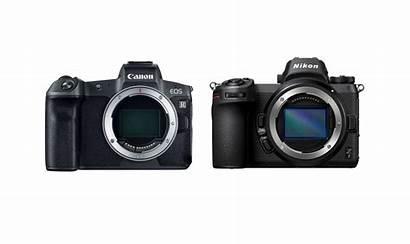 Hybrides Nikon Canon Gagnant Retour Lense
