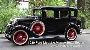 1930 Ford Model A Murray Town Sedan