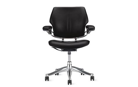 Humanscale Freedom Leather Task Chair by Freedom 174 Task Chair Design Within Reach