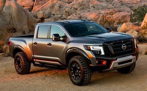 nissan titan warrior concept wallpapers  hd