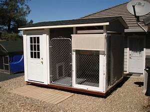 25 best ideas about outdoor dog houses on pinterest With air conditioned dog kennel