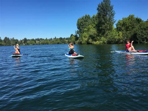Paddle Boat Rentals Seattle by Seattle Greenlaker Green Lake S Standup Paddle Board