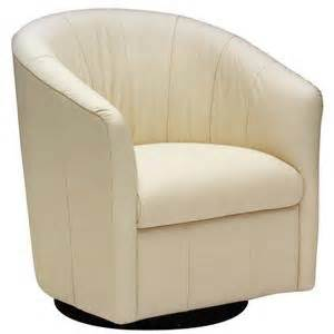 natuzzi editions a835 contemporary barrel swivel chair