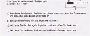 Schwingkreis Berechnen : maximale impedanz rlc schwingkreis ~ Themetempest.com Abrechnung
