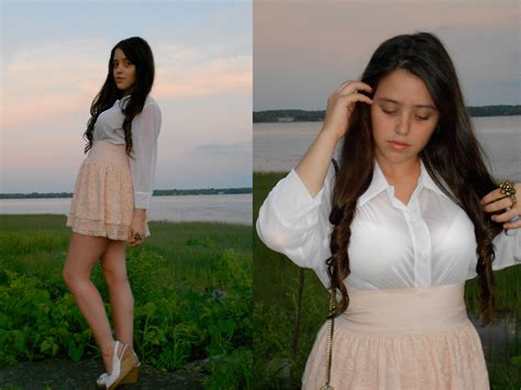 blouse just kara jumbo by desiree kara bb bino a friend gift lace skirt vdv transparent