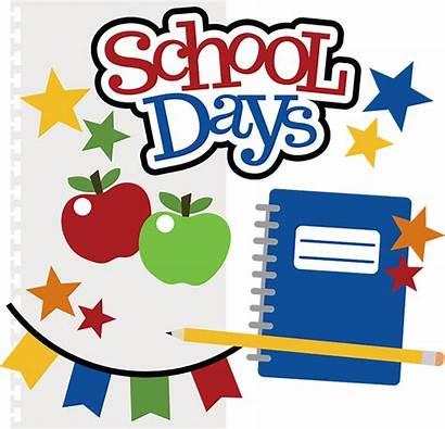 Days Svg Svgs Cut Graduation Schooldays