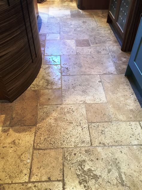 sealing cleaning and polishing tips for travertine