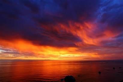Sunset Sky Backgrounds Desktop Wallpapers