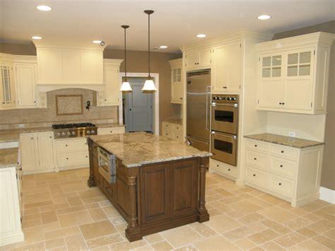 galley kitchen with island kitchen kaboodle nj kitchen design 3719