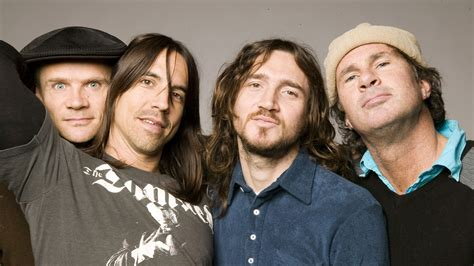 Throwback Thursday Red Hot Chili Peppers Power Packed