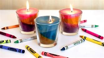 fabriquer des bougies parfumees naturelles 쓰다 남은 크레용으로 예쁜 초 만들기