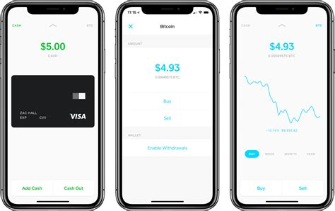 The cash app is an app that facilitates the buying and selling of bitcoin. Square is bringing Bitcoin deposits to Cash App users - Two Oxen