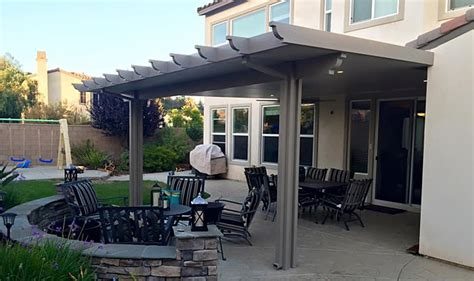 insulated aluminum patio covers escondido murrieta ca