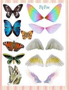 Free Printable Vintage Butterflies