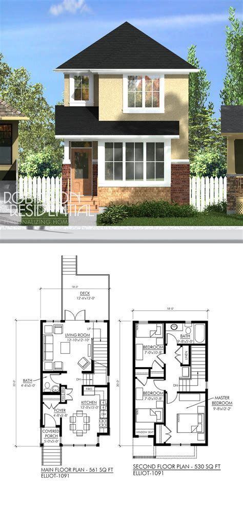craftsman elliott  house plans  story house plans small modern house plans