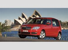 Skoda Roomster successor scrapped photos CarAdvice