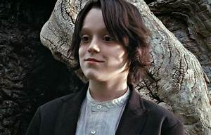 Benedict Clarke who played young Severus Snape is pretty ...