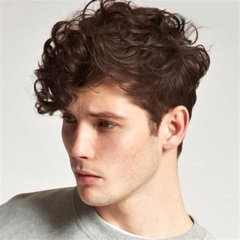 Hairstyles For Boys With Curly Hair by Hairstyles For Boys Be Inspired