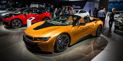 Bmw I8 Roadster Photo by 2018 Bmw I8 Roadster Unveiled Alongside Coupe Update